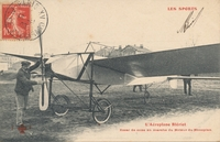 Carte postale Aeroplane - Aviation