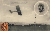 Carte postale Aviateur-Aubrun - Aviation