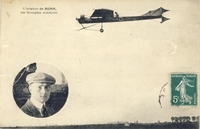 Carte postale Aviateur-MUMM - Aviation