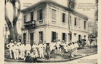 Carte postale Saigon - Cochinchine