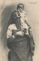Carte postale Native-Women - Egypte