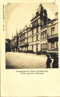 Carte postale Luxembourg - Luxembourg